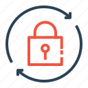 administrator, lock, locked, product, secure, security, transaction icon
