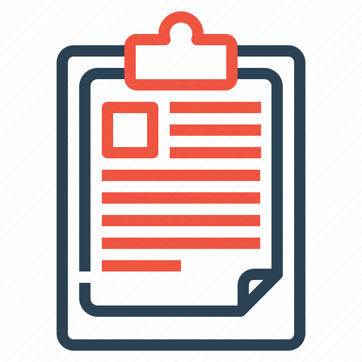 delivery, details, document, product, report, signature icon