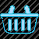 basket, shopping, cart, buy, ecommerce, shop, store