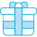 gift, present, box, package, parcel, product