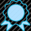 quality, award, badge, prize, achievement, reward