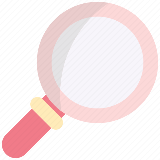 Search, magnifier, find, magnifying, magnifying glass, zoom, view icon - Download on Iconfinder
