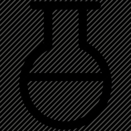 bottle, chemical, lab, laboratory, medical bottle, test bottle icon