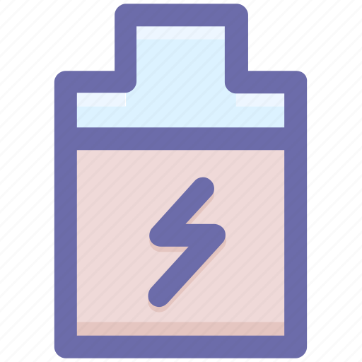 battery, charge, charging, level, status icon