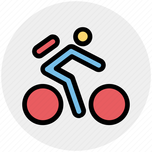 Bicycle, bike, cycle, cycling, cyclist icon - Download on Iconfinder