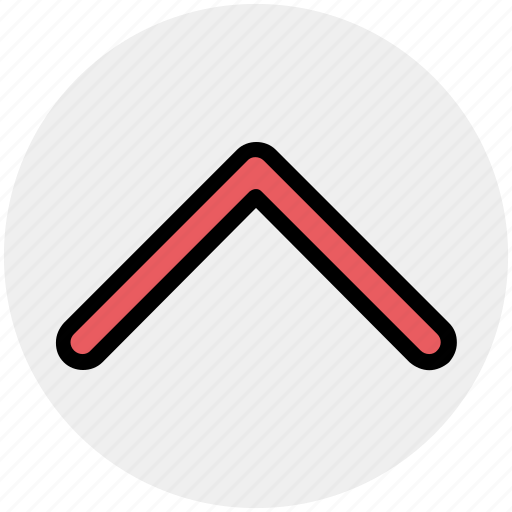 Arrow, up, up arrow, upload icon - Download on Iconfinder