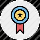 award, medal, medal star, prize, star