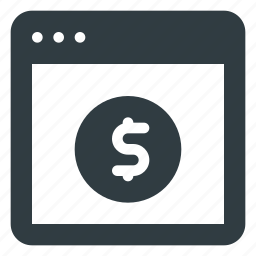 back, ecommerce, money, online, pay, payment icon