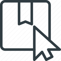 box, click, collect, commerce, e, online, shop icon
