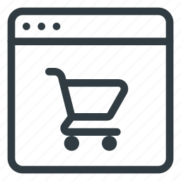 comfortable, commerce, e, ecommerce, online, shop, shopping icon