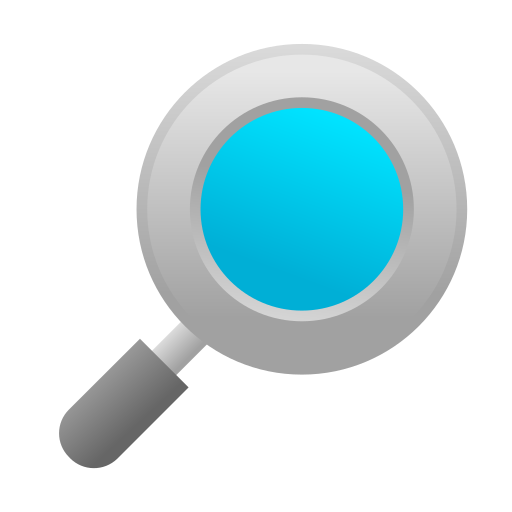 ecommerce, find, magnifier, search, seo icon