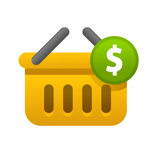Bag, basket, cart, ecommerce, pay, shopping, store icon - Free download