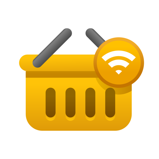 Bag, basket, cart, ecommerce, share, shopping, store icon - Free download