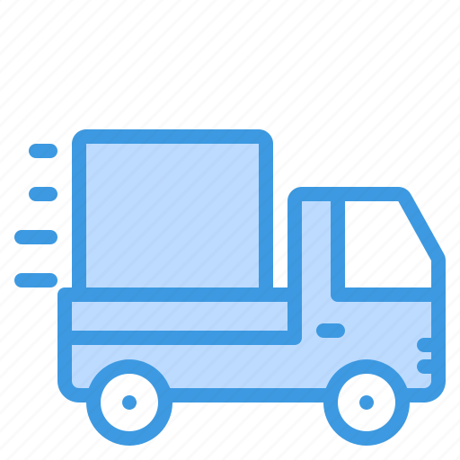 commerce, ecommerce, logistic, sale, shopping, truck icon