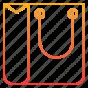bag, commerce, ecommerce, sale, shopping icon