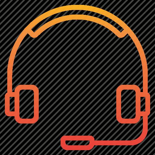 commerce, ecommerce, headphone, sale icon