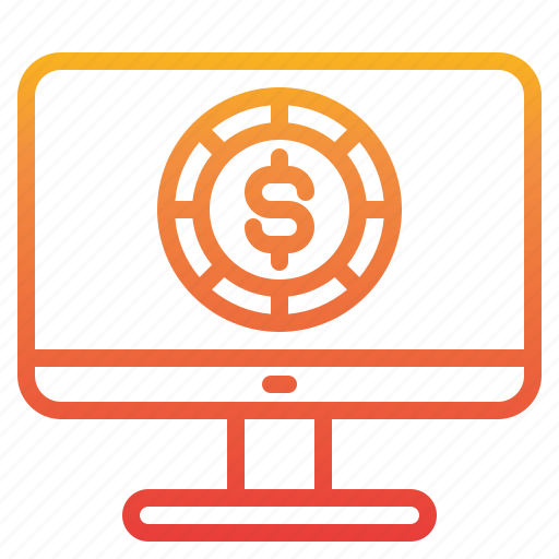 coins, commerce, ecommerce, online, payment, sale icon