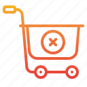 cart, commerce, ecommerce, remove, sale, shopping