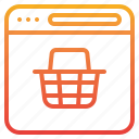 commerce, ecommerce, sale, shopping, website icon