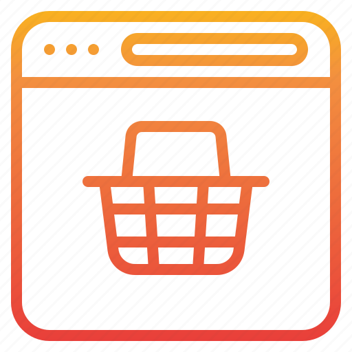 commerce, ecommerce, sale, shopping, website icon