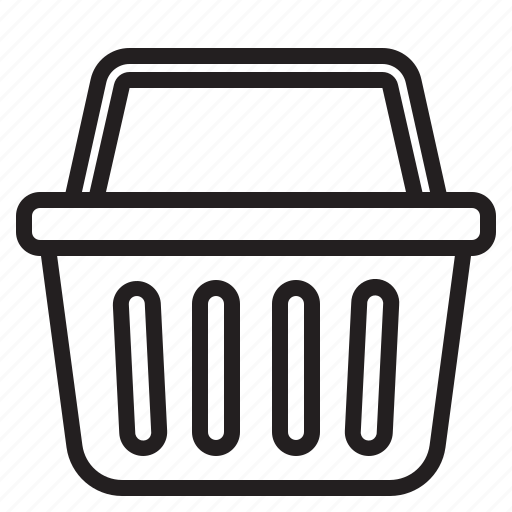 Basket, commerce, ecommerce, sale, shopping icon - Download on Iconfinder