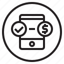 mobile, shopping, communication, ecommerce, phone, smartphone