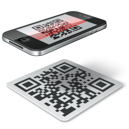 Code, iphone, qr icon - Free download on Iconfinder