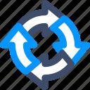 arrows, captcha, update