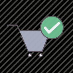 bag, buy, cart, cash, finance, marketing, store icon