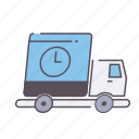 basket, business, delivery, online, sale, shipping icon