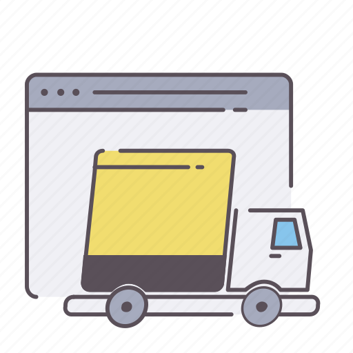 delivery, design, free, marketing, shipping, web icon
