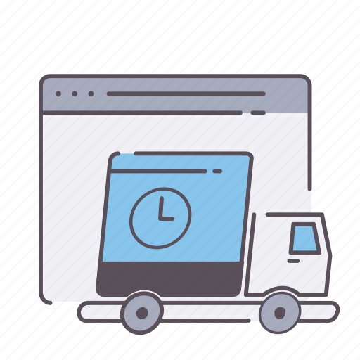 business, ecommerce, internet, shipping, shop, web icon