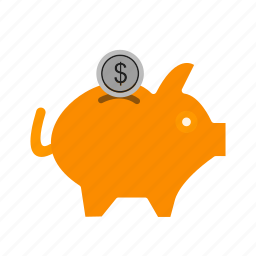 cash, currency, dollar, financial, money, payment icon