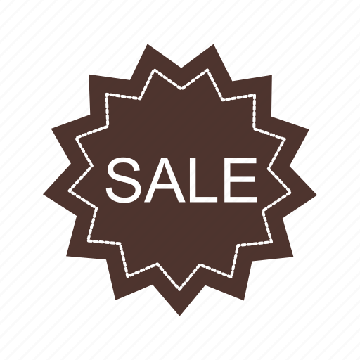label, sale, shopping, sticker icon