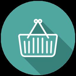 basket, cart, purchase, shop, shopping, shopping chart icon