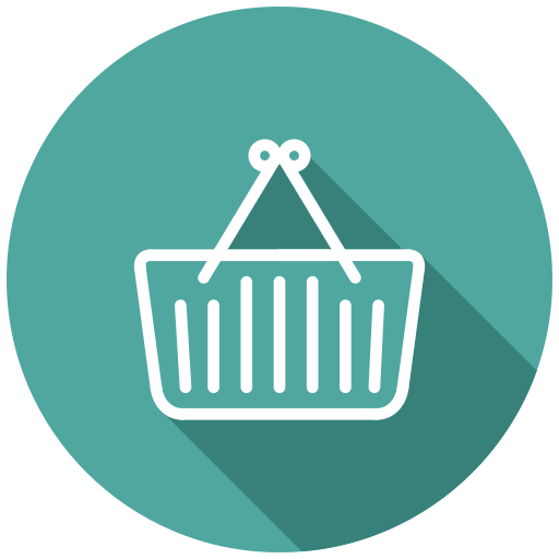 basket, cart, purchase, shop, shopping, shopping chart icon