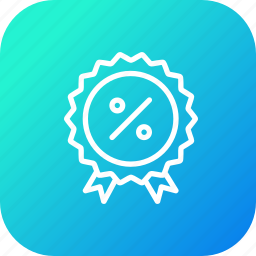 award, badge, finance, medal, profit, ratio, winner icon