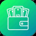 dollar, finance, money, pocket, purse, wallet