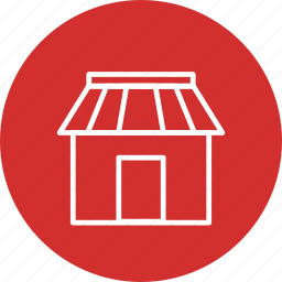 center, front, retail, shop, shopping, store icon