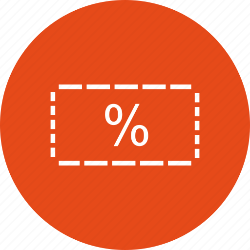 discount, offer, percent tag icon