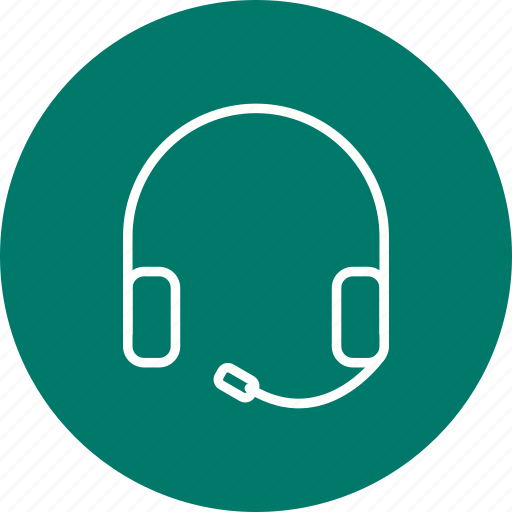 audio, headset, listen, music, sound icon