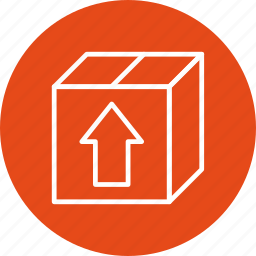 business, cargo, delivering, ox, warehouse icon