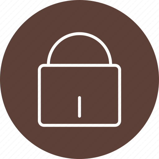 appliance, business, lock, reliability, security, tool icon