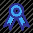 bonus, distinction, medal, reward