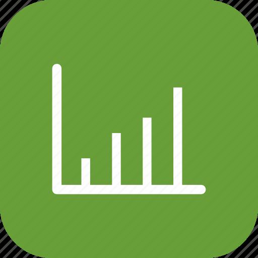graph, infographics, statistic, statistics, statistics concept, statistics graph icon