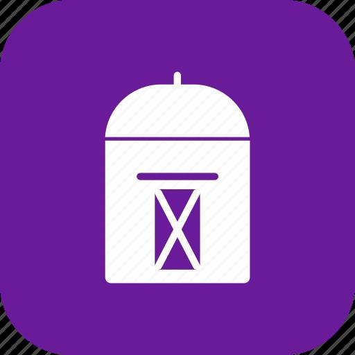 mail box, post box, postal icon