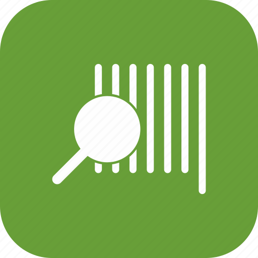 find, find product, glass, lupe, research, search, tool icon