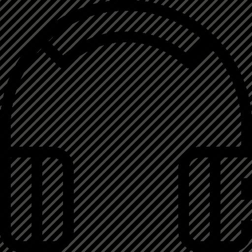 earphone, earphones, gadget, headphones, headset icon