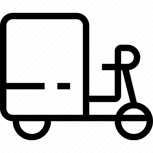bag, business, delivery, internet, online, shipping icon