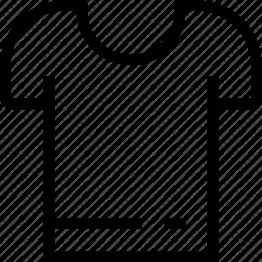 apparel, cloth, garment, garments, shirt, tee, tshirt icon